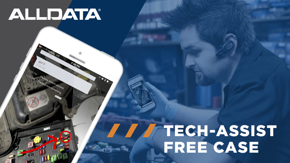 FREE case - ALLDATA Tech-Assist